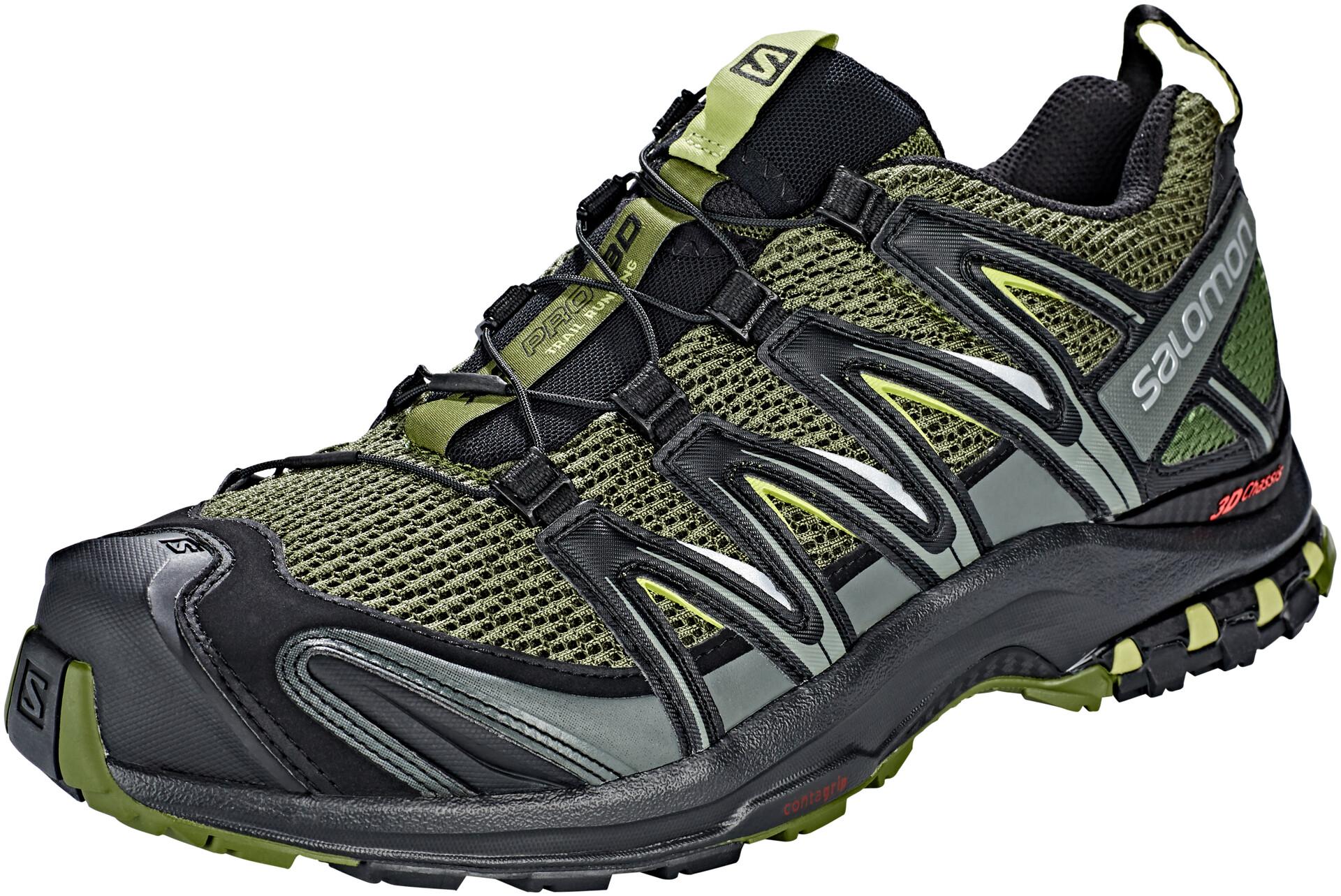Pro 3d HommeChiveblackbeluga Salomon Chaussures Xa 1FlKTcJ